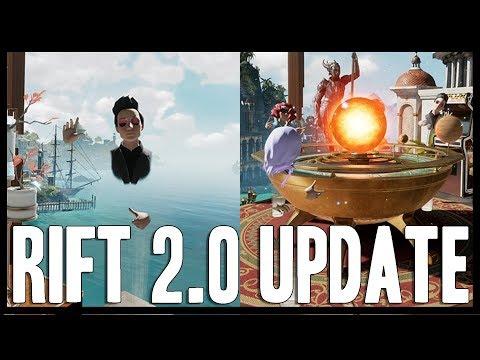 HUGE Oculus Rift Home Update 2.0 is Now Live