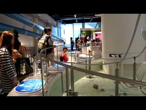 Nagoya City Science Museum - Amazing Exhibition