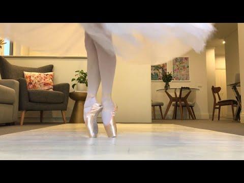 Wilis in Corps-en-tine (Giselle Skit)