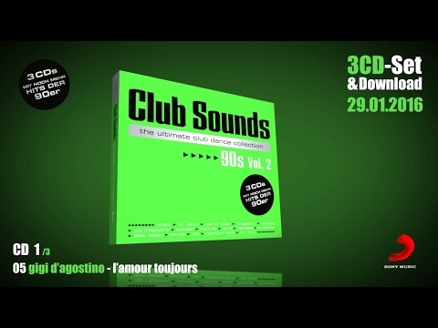 Club Sounds 90s Vol.2 (Official Minimix)