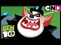 Ben 10   Grandpa Max VS Zombozo The Clown   Cartoon Network