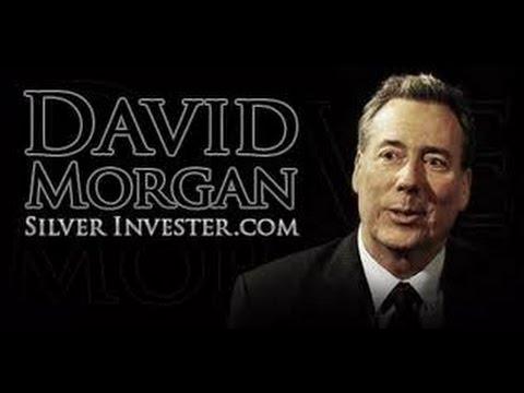David Morgan: Gold, Silver & The Dollar Market