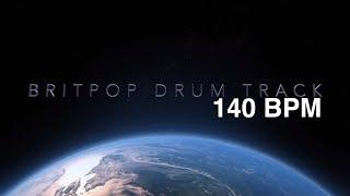 Britpop Drum Track (140 bpm)
