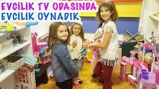 Çocuklar EvcilikTV Oyuncak Odasının Altını Üstüne Getirdi! | Eğlenceli Çocuk Videosu