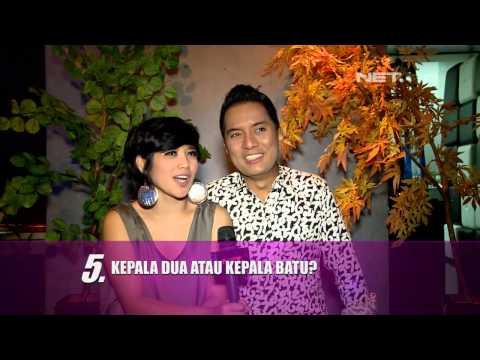 Entertainment News - 8 Quick Question with Fatur dan Nadila