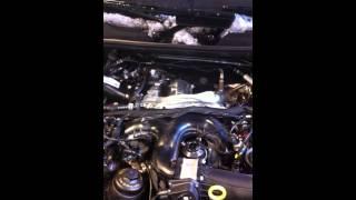 Sifflement turbo