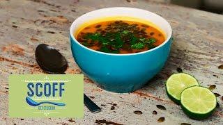 Thai Spiced Sweet Potato Soup | Eat Clean S2e8/8