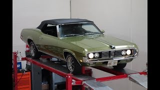 69 Mercury Cougar 408, 4 Speed Convertible @ www.NationalMuscleCars.com National Muscle Cars