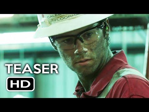 Deepwater Horizon Official Teaser Trailer #1 (2016) Dylan O'Brien, Mark Wahlberg Movie HD