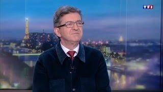 MÉLENCHON - «FRANÇAIS, CHOISISSEZ»
