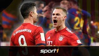 Barca träumt wohl von Bayern-Star | SPORT1 - TRANSFERMARKT