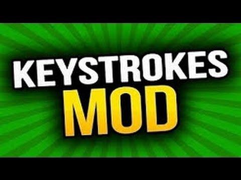 скачать мод Keystrokes Mod - фото 3