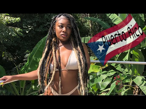Travel Vlog   San Juan, Puerto Rico   Ft. El Yunque