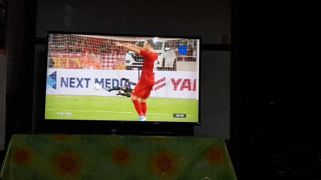 Siêu phẩm của Tiến Linh trong trận gặp UAE