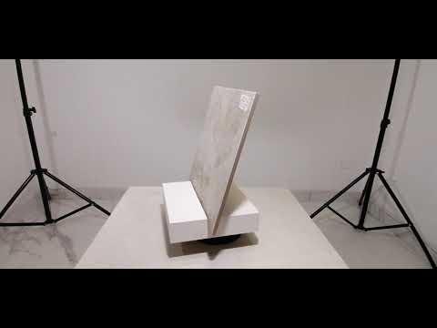 Pavimento per pianerottoli da esterno pietra ghiaccio Roks beige 30 x 30 - N. prodotto: 85152