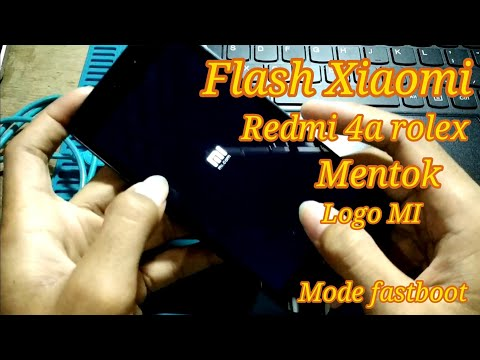 cara-flash-xiaomi-redmi-4a-metode-fastboot