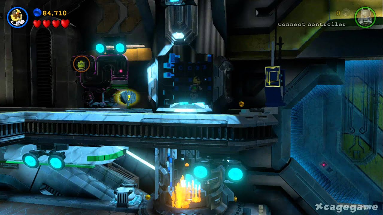 Lego Batman 3 Beyond Gotham Gameplay Walkthrough Part 1 ...
