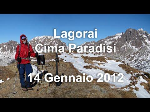 Lagorai - Cima Paradisi - 14 Gennaio 2012 - Ciaspole