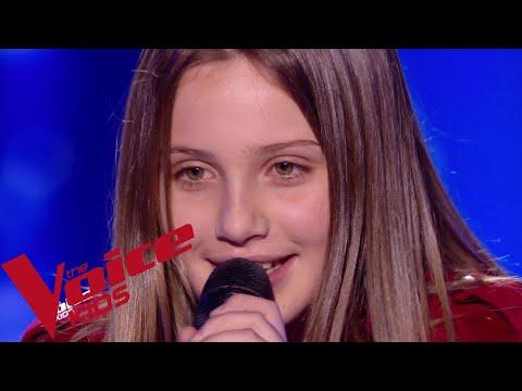 Hozier (v. Sofia Kalberg) - Take me to church | Carla | The Voice Kids France 2018 | Blind...