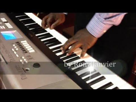 How to Play Keyboard/Piano Fast, Oh How I Love Jesus, Music Lesson 9
