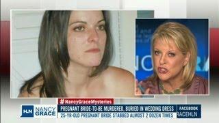 The fiance of a slain bride speaks to Nancy Grace.