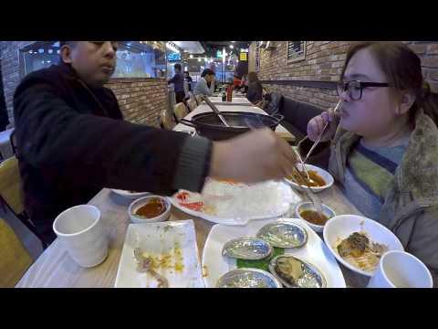 Noryangjin Fish Market Seoul South Korea | Street Food | Korean Food