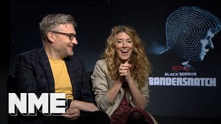 Black Mirror: Creators Charlie Brooker and Annabel Jones on 'Black Mirror: Bandersnatch'