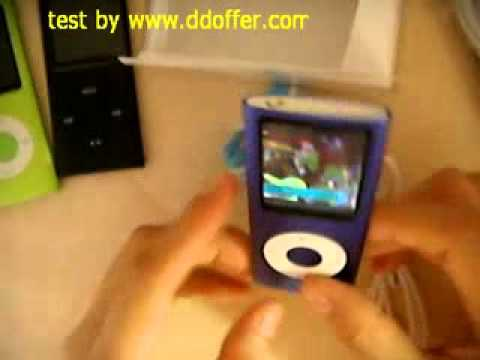$$$$$ iPod killer  $$$$$ save your cash $$$$ 4th Gen mp3 mp4 player