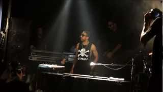 Ryan Leslie - How it was supposed to be (Live at Uebel & Gefährlich, Hamburg, Germany)
