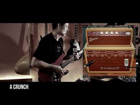 Amplifikation Matchlock - Amp A Crunch Rock Demo