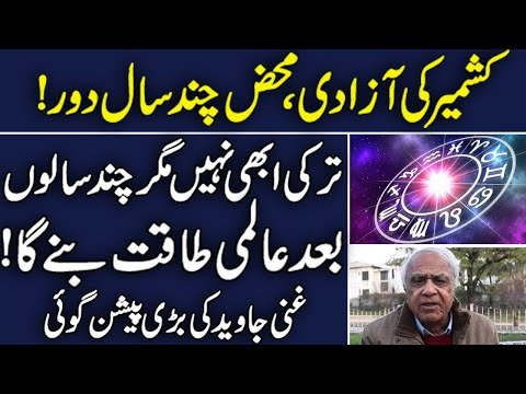 World horoscope by Prof. Ghani Javed - Sami Ibrahim - Rimsha Arif - Prof Ghani Javed