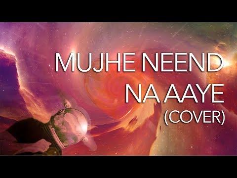 Mujhe Neend Na Aaye (Na Jane Kahan Dil Kho Gaya) - Dil | Anand-Milind | Cover by Gaurav Venkateswar