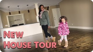 NEW HOUSE TOUR!!!