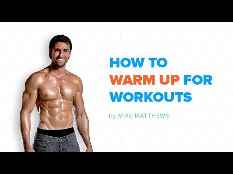The Best Way to Warm Up For Your Workouts - Legion Athletics