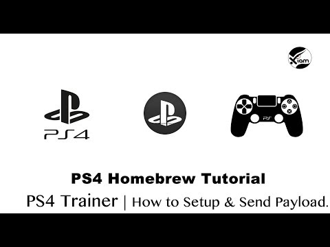 PS4 Trainer | How to Setup & Send Payload.