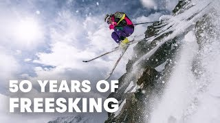 50 Years of Style | Generations of Freeskiing