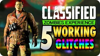 BO4 Zombie Glitches: 5 Working Zombie Glitches Classified - Black Ops 4 Zombie Glitches