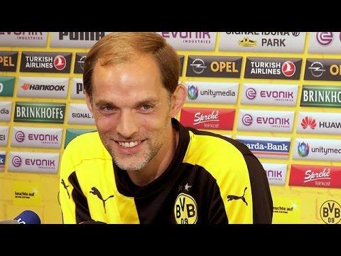 Pressekonferenz: Mit großer Lust in die Europa League   BVB - Odds BK