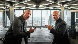 Качки спорят у кого больше  Форсаж: Хоббс и Шоу Fast & Furious Presents: Hobbs & Shaw