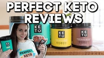 Perfect Keto Products! Why You Should Use Them (Review+Discount)