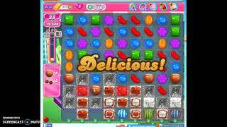 Candy Crush Level 413 w/audio tips, hints, tricks