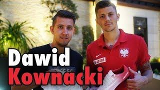 Dawid KOWNACKI   Wywiad przed Euro U-21 + KONKURS!