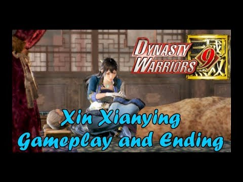 Dynasty Warriors 9 Jin Story Xin Xianying Gameplay 8 and Ending!!