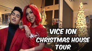 VICE GANDA ION PEREZ Christmas House  Ito ang BAHAY Ni VICE GANDA Ngayong PASKO