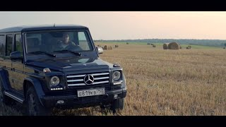 видео Mercedes-Benz Гелендваген