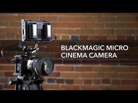 Blackmagic Design Micro Cinema Camera Review Action Camera Let S Find Out Youtube