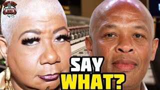 Luenell Makes A Mind Blowing Statement About Dr Dre's Alleged Abuse Of Women!