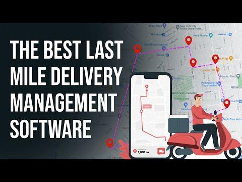 LogiNext Mile   The Best Last Mile Delivery Management Software
