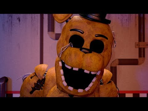 [FNAF/SFM] WITHERED GOLDEN FREDDY'S VOICE By: David Near