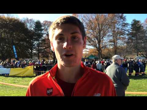 Interview with Aaron Groff of Cherry Hill East